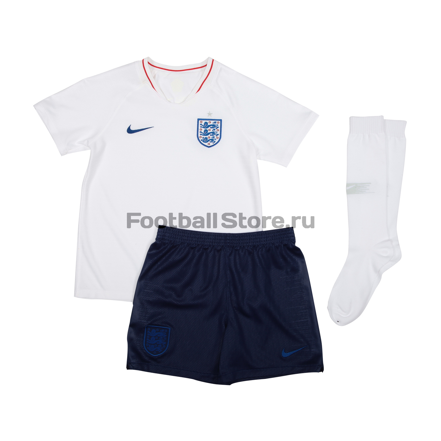 85a6fe2a5cf4 Комплект детской формы Nike сборной Англии (England) 894041-100