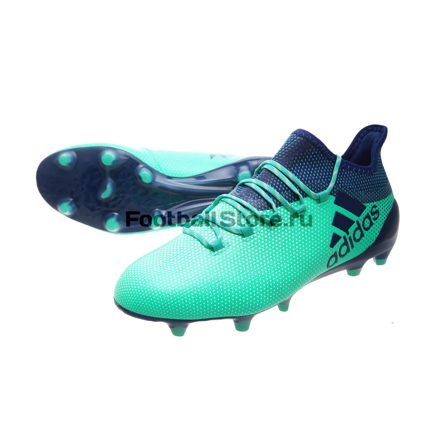0ad75f51 Бутсы Adidas X 17.1 FG CP9163 – купить бутсы в интернет магазине ...