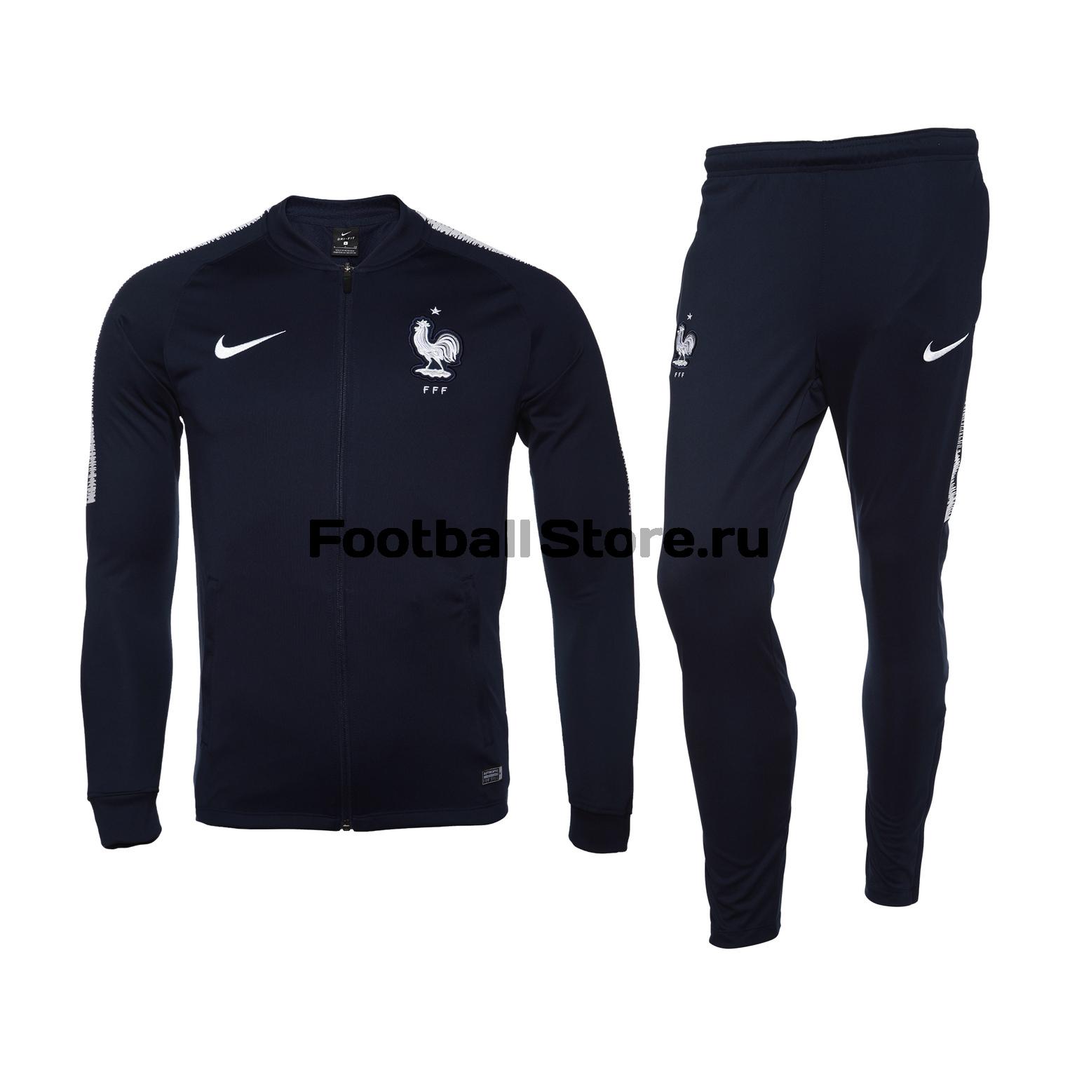 5586dc3e ... Спортивный костюм Nike сборной Франции 893384-451. О ТОВАРЕ; РАСЧЕТ  ДОСТАВКИ