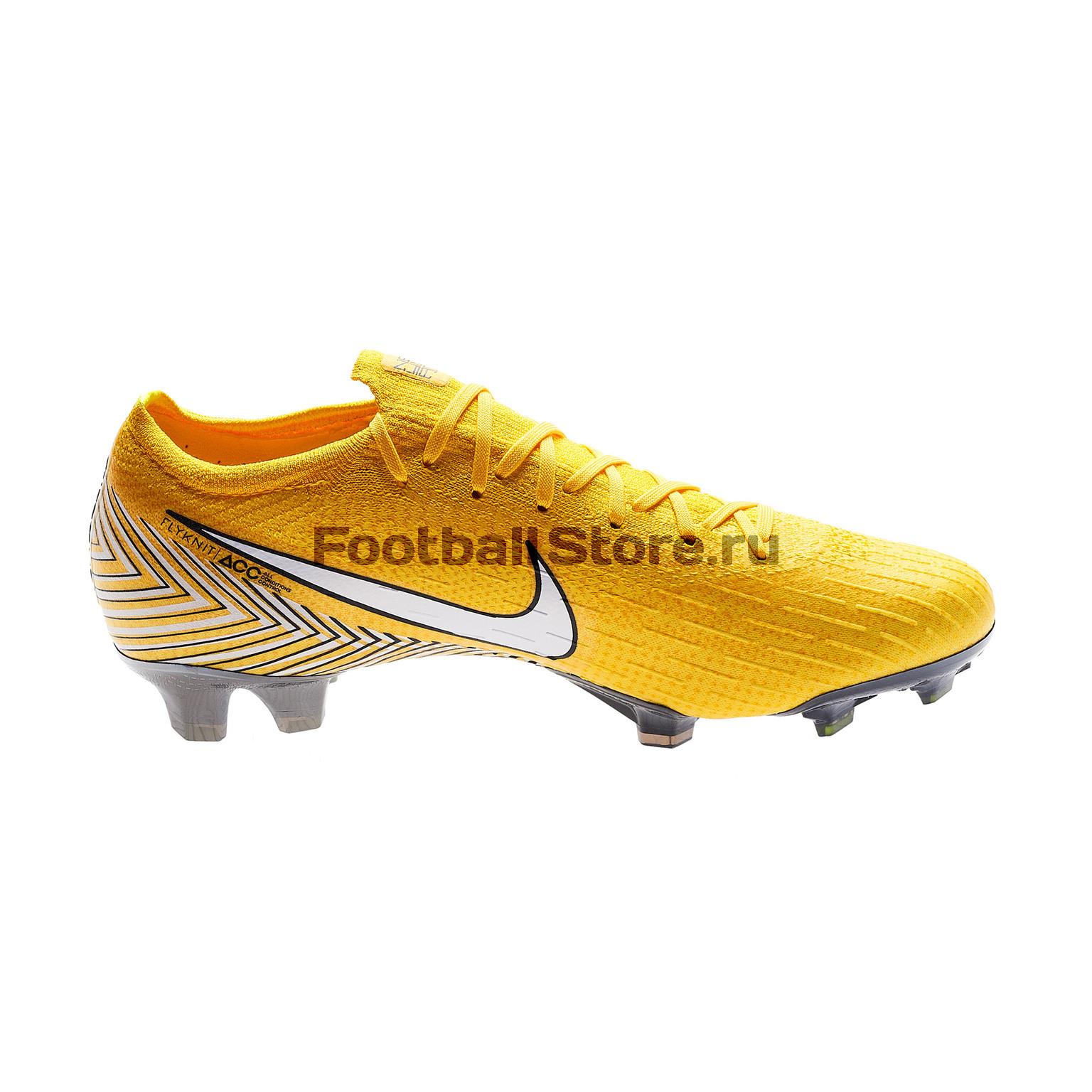 576e1411 Бутсы Nike Vapor 12 Elite Neymar FG AO3126-710 – купить бутсы в ...