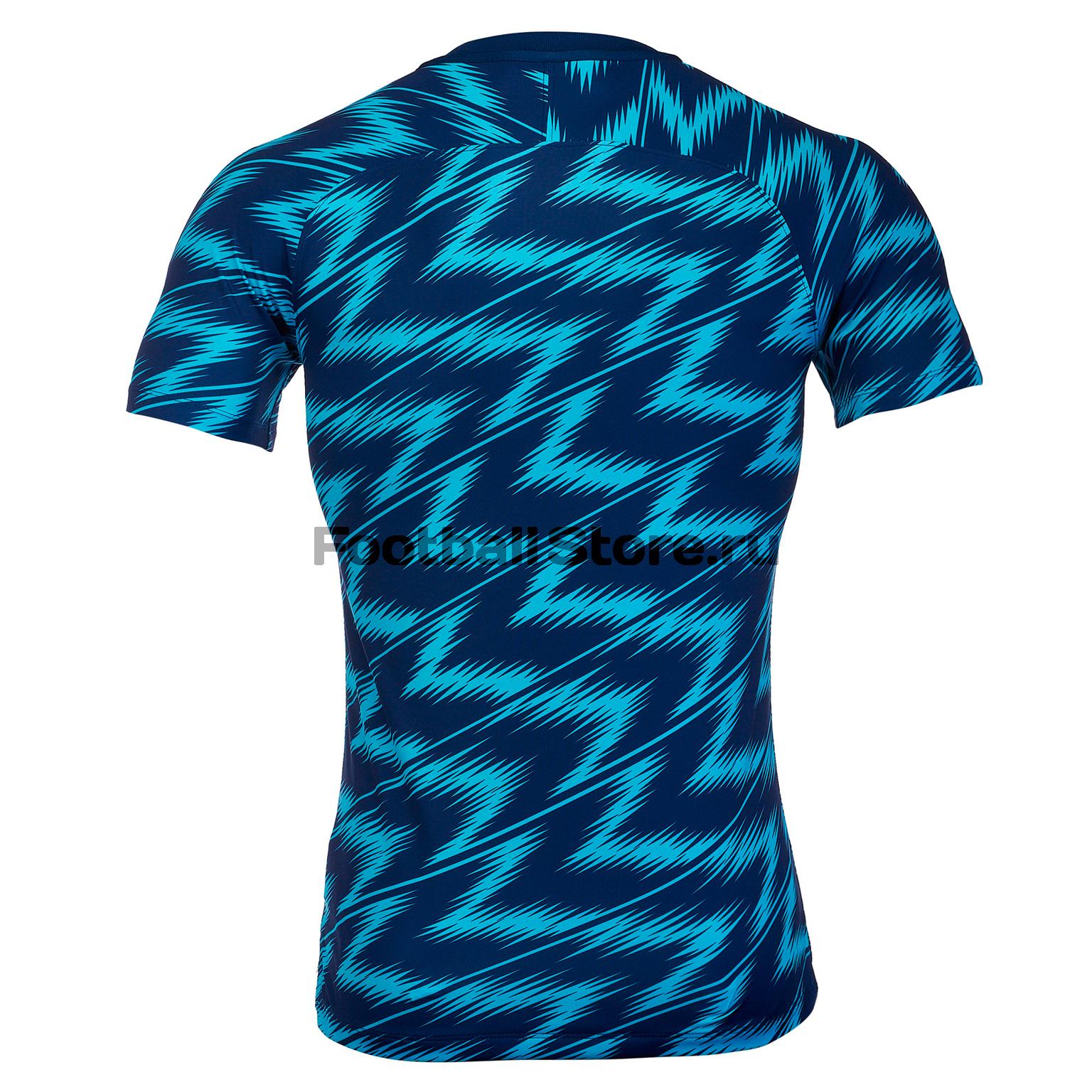 17b73090 Предыгровая футболка Nike ФК