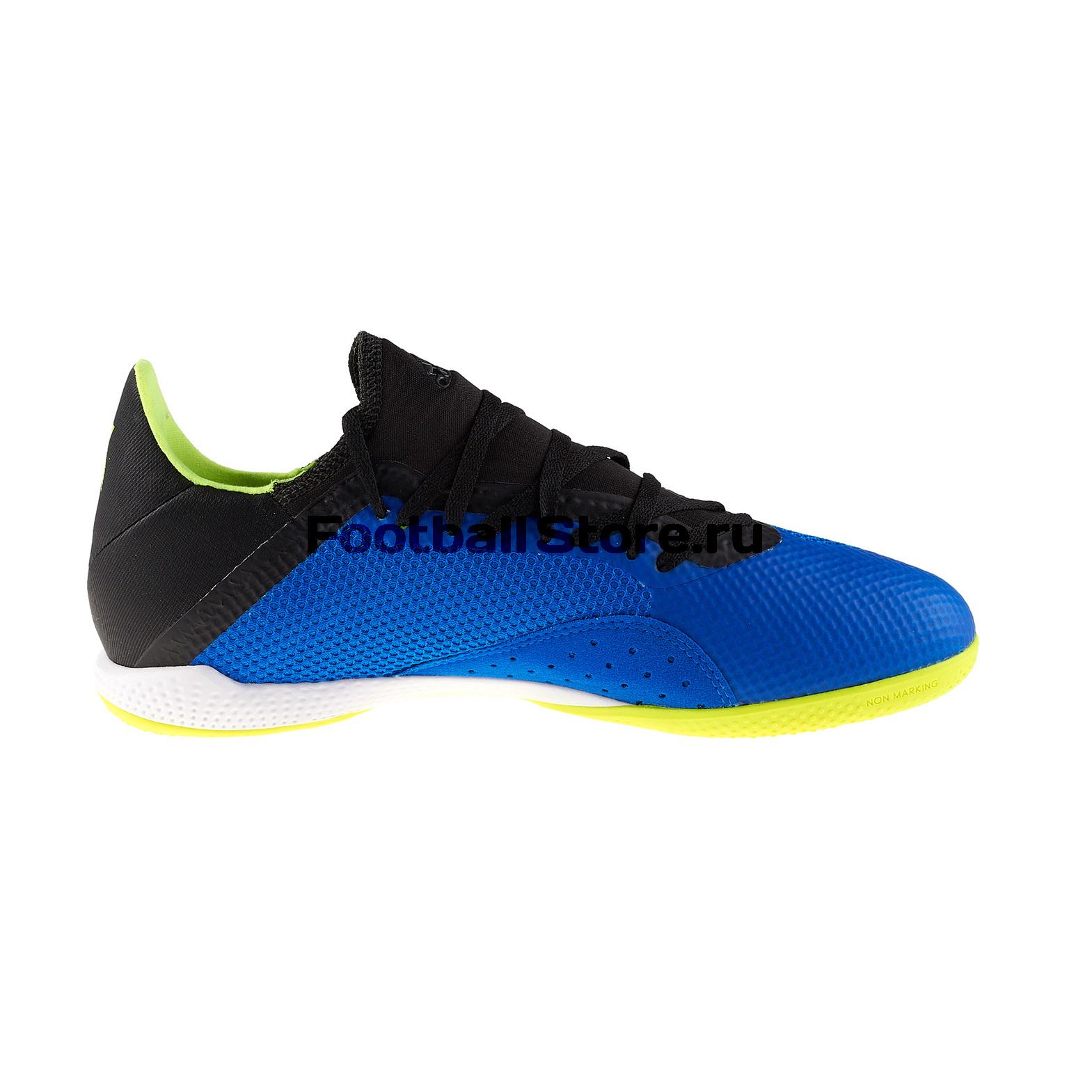 Футзалки Adidas X Tango 18.3 IN DB1954 – купить футзалки в интернет ... fa735eedb89