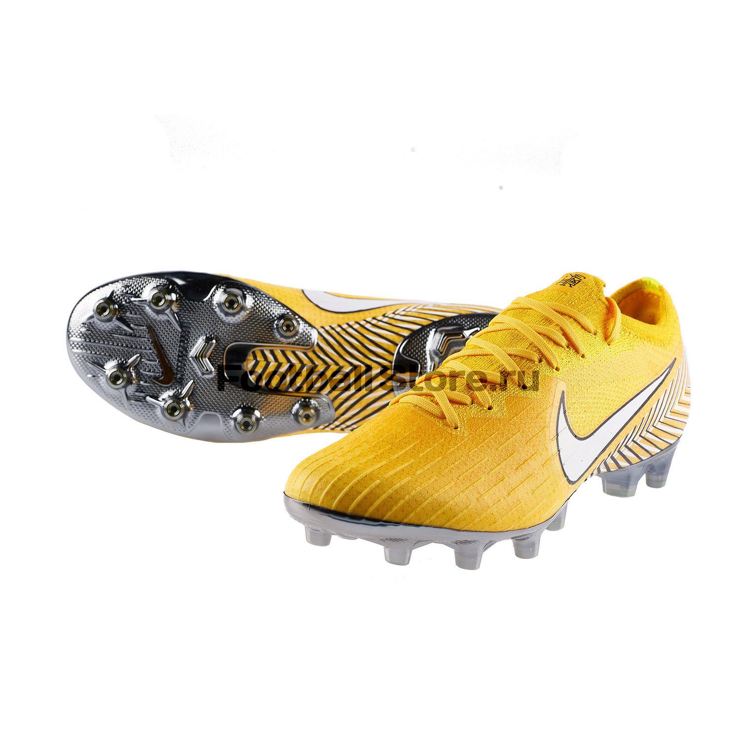 d9e7e64b Бутсы Nike Vapor 12 Elite Neymar AG-Pro AO3128-710 – купить бутсы в ...