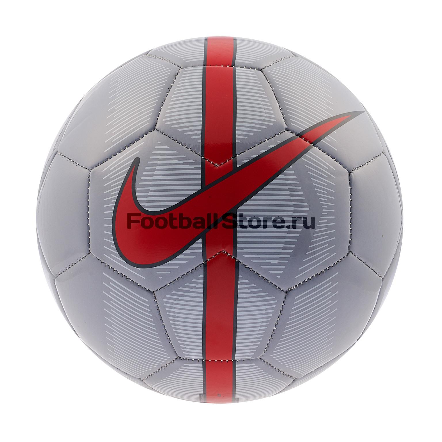 Мяч футбольный Nike Mercurial Fade SC3023-013 – купить в интернет ... ee589f73f01