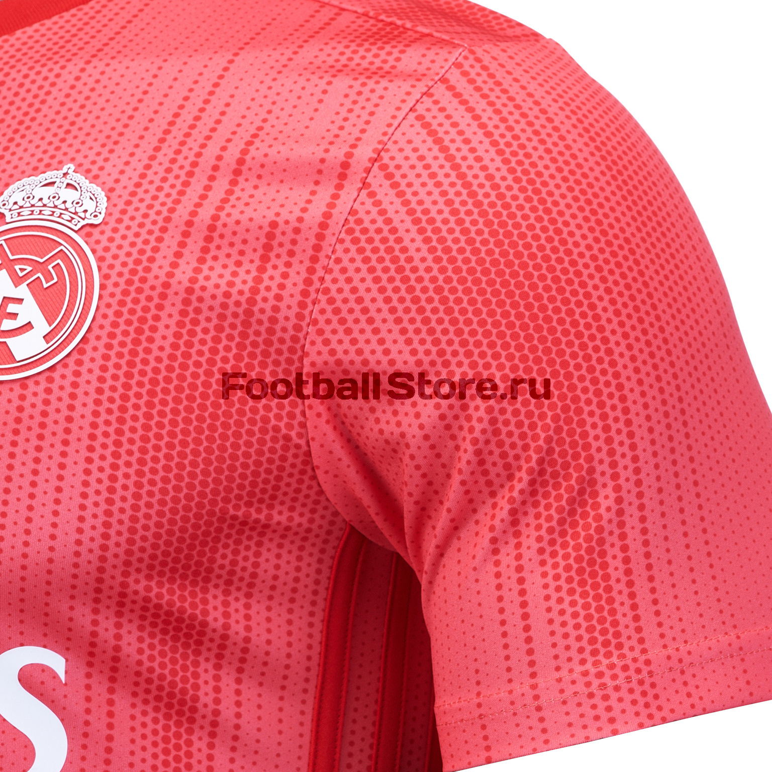 Футболка резервная Adidas Real Madrid 2018/19