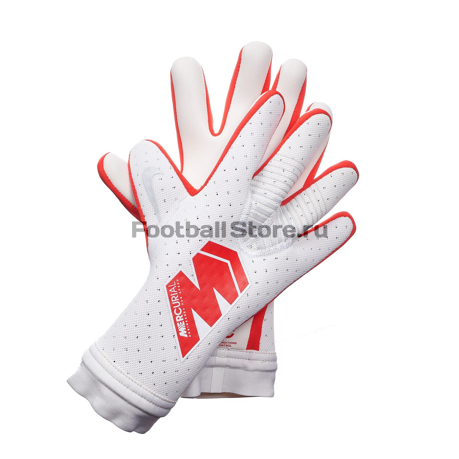 Перчатки вратарские Nike GK Mercurial Touch Elite GS0356-043 - купить в  интернет магазине Footballstore, цена, фото d0404b51a75