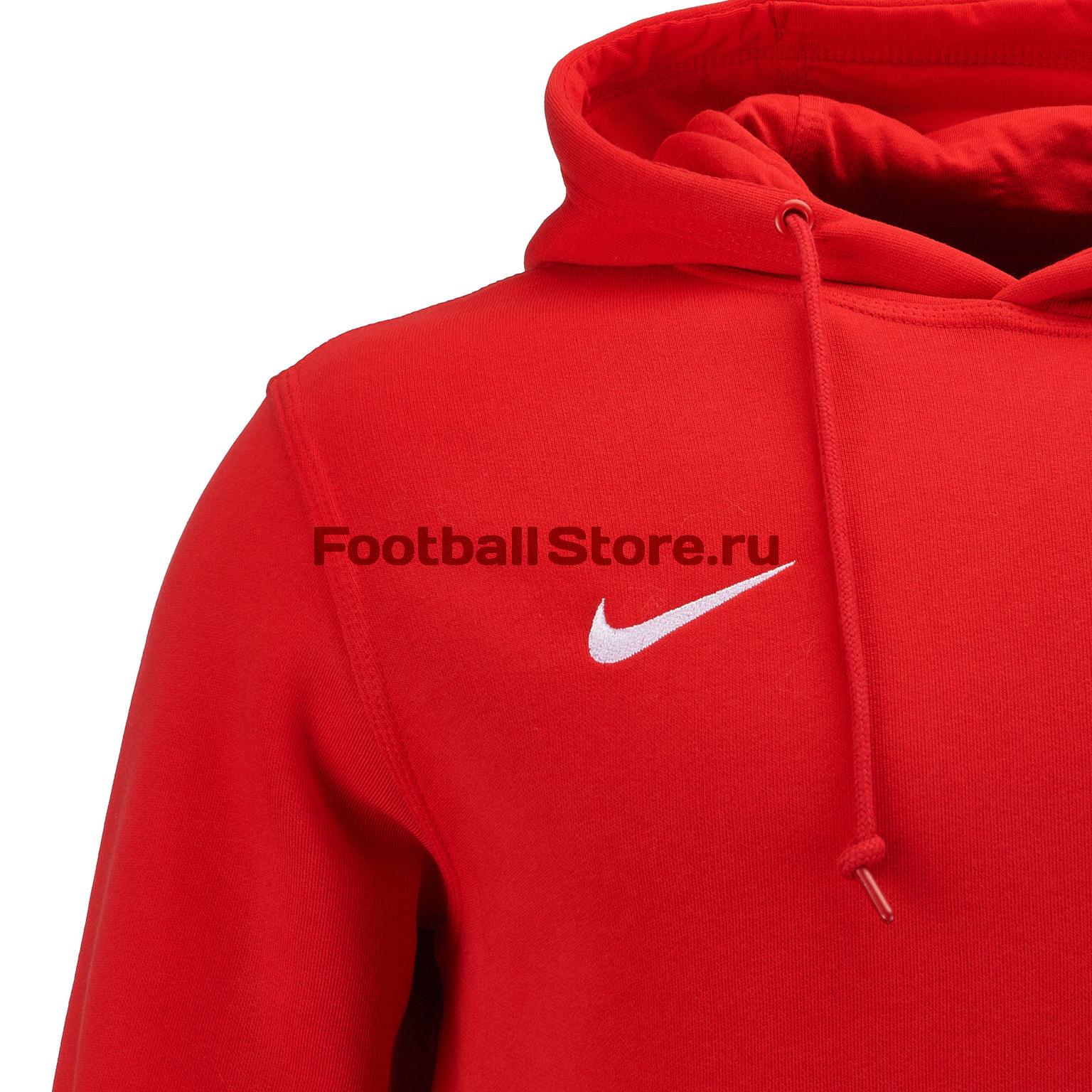 6fa7f86d Толстовка Nike Team Club Hoody 658498-657 – купить в интернет ...