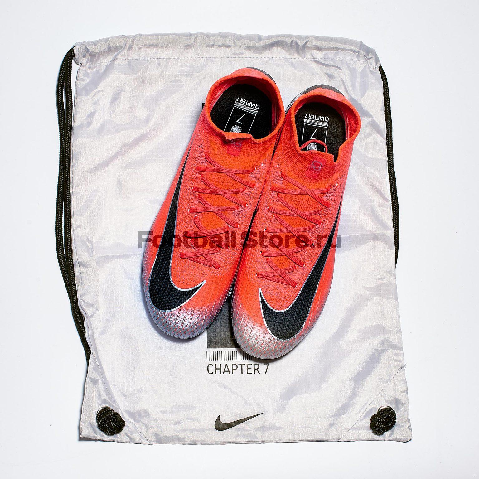 718bae28 Бутсы Nike Superfly 6 Elite CR7 FG AJ3547-600 – купить бутсы в ...