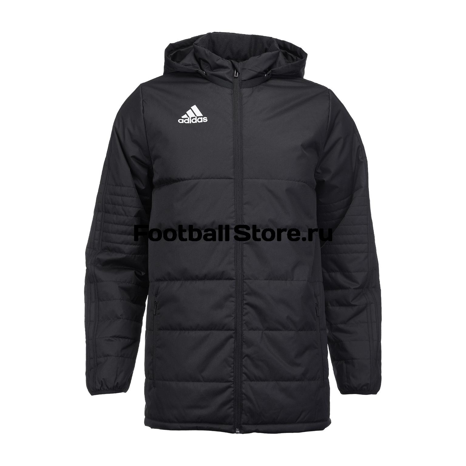 b19ef16e Куртка утепленная подростковая Adidas Tiro17 BS0047 – купить в интернет  магазине footballstore, цена, фото