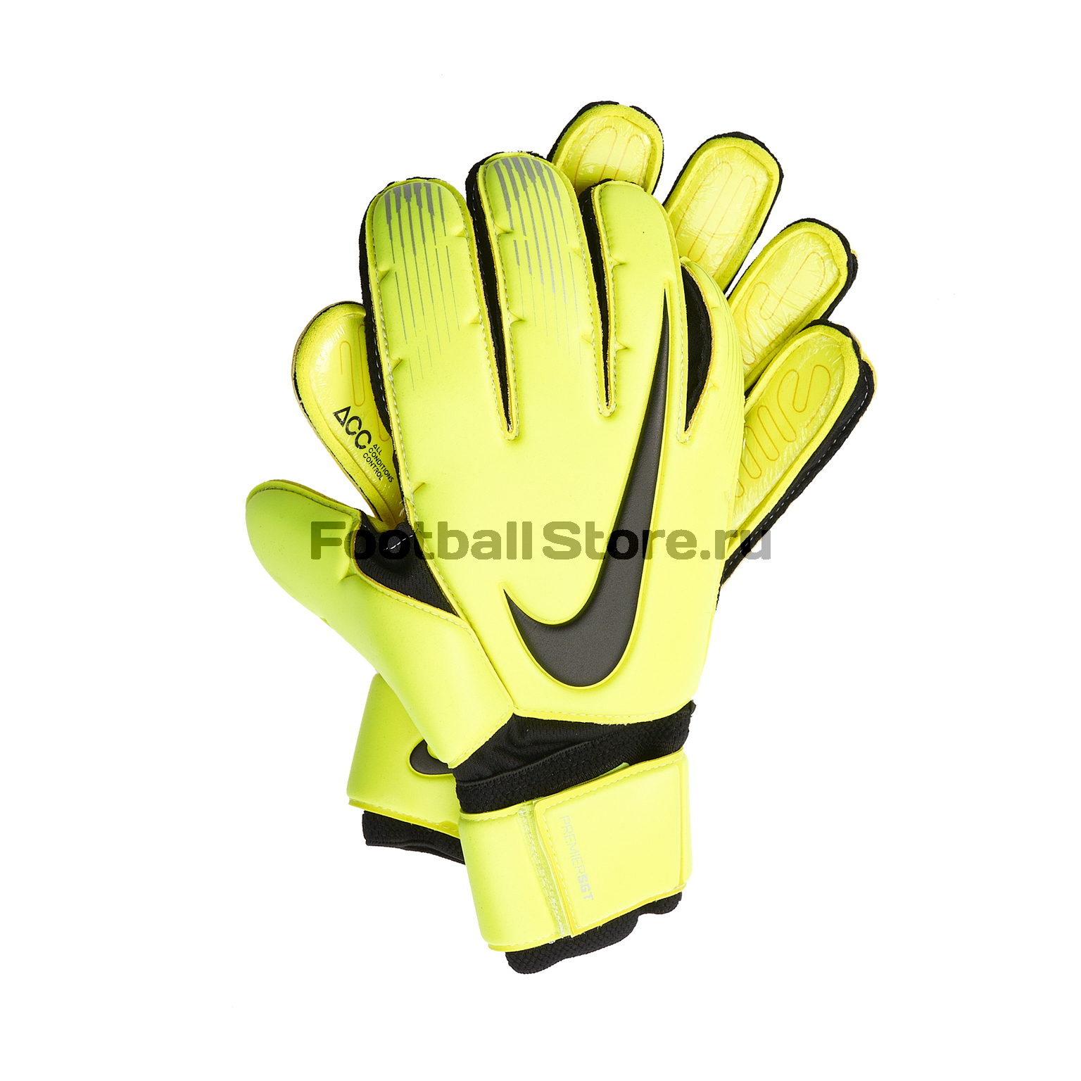 Перчатки вратарские Nike Premier SGT GS0369-702 - купить в интернет  магазине Footballstore, цена, фото 4013c21f9b4