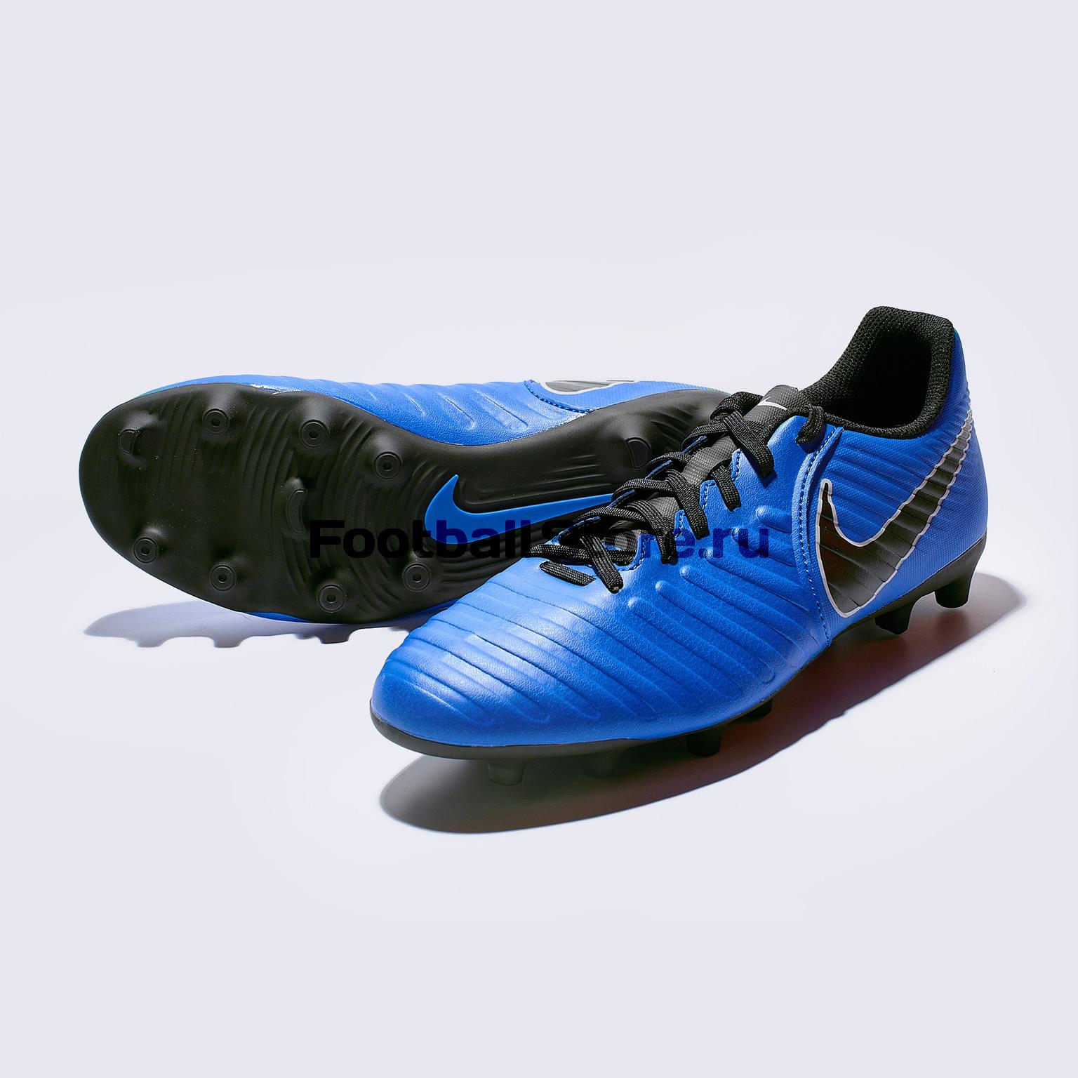 901017b61898 Бутсы Nike Legend 7 Club FG AO2597-400 – купить бутсы в интернет ...