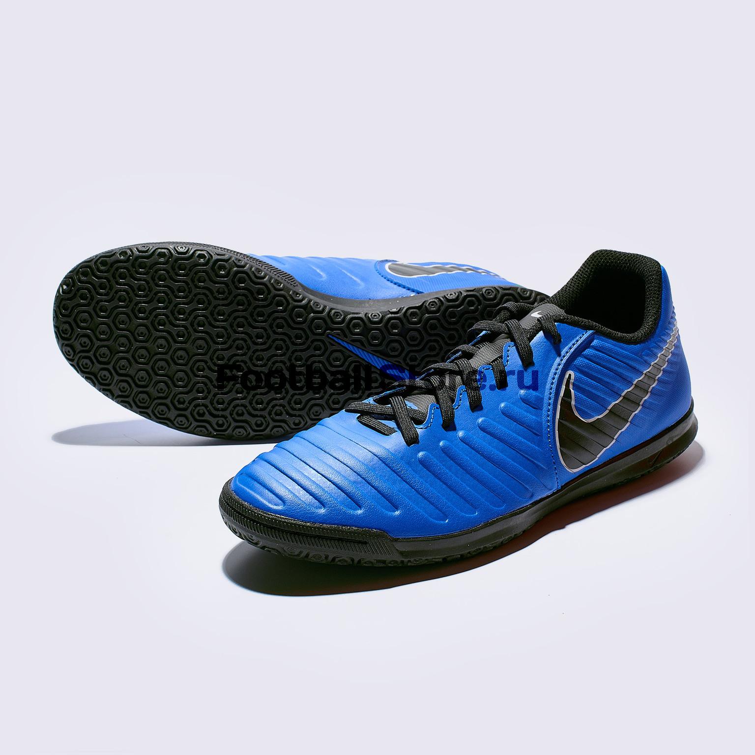 Футзалки Nike LegendX 7 Club IC AH7245-400 – купить футзалки в ... 99d5bdd73b9