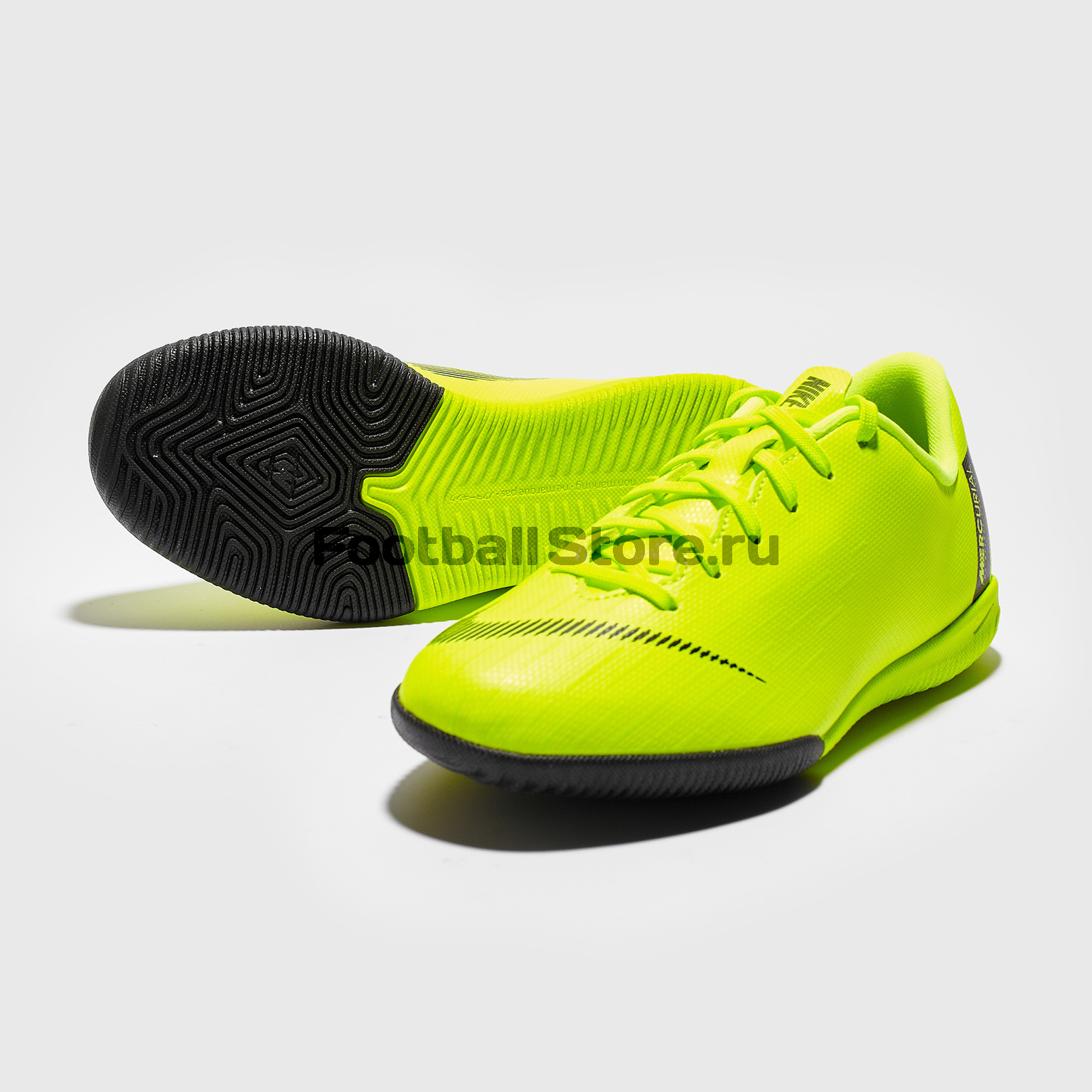 a19eb3f15fb2d4 Футзалки детские Nike Vapor 12 Academy GS IC AJ3101-701 – купить в ...