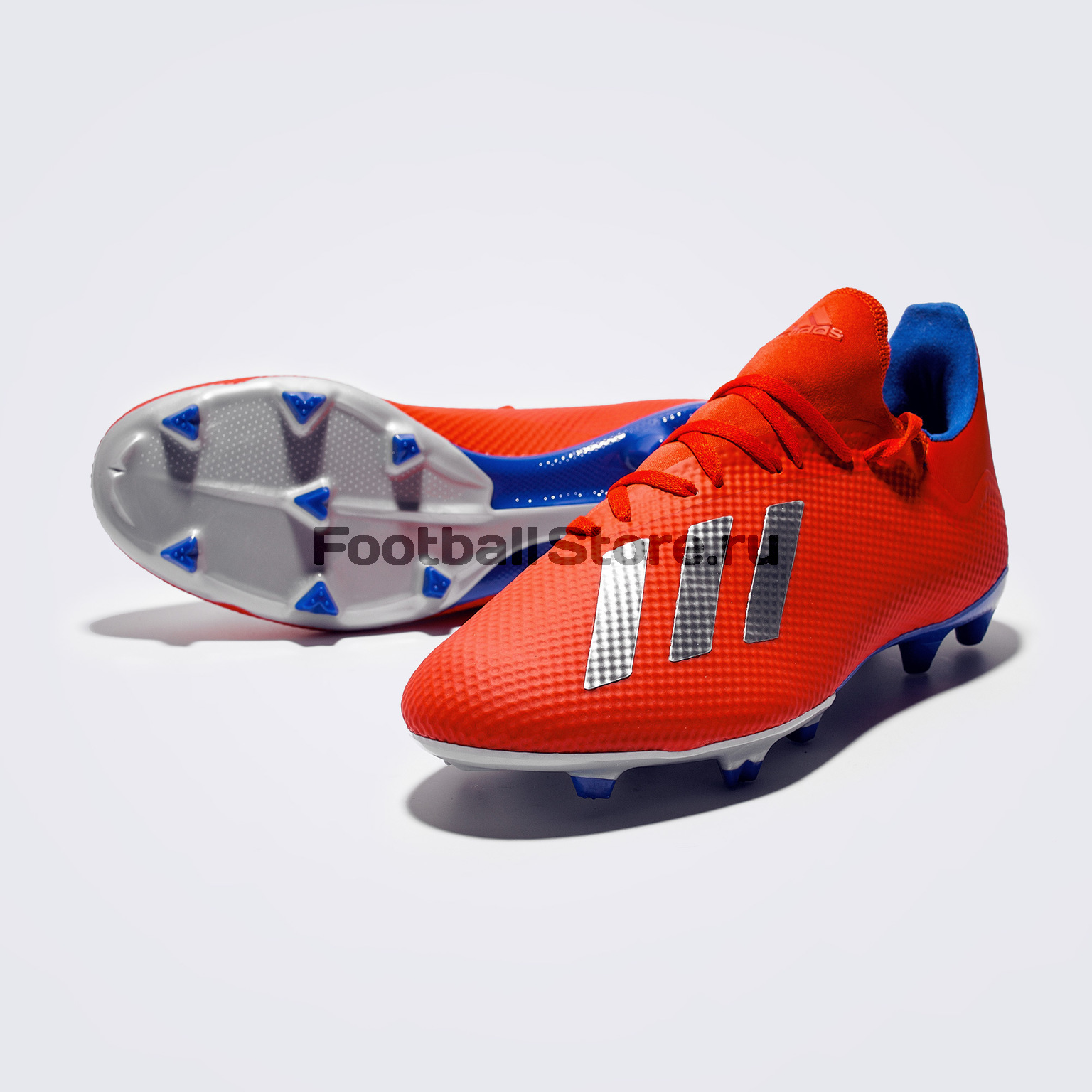 0f7080ff Бутсы Adidas X 18.3 FG BB9367 – купить бутсы в интернет магазине ...