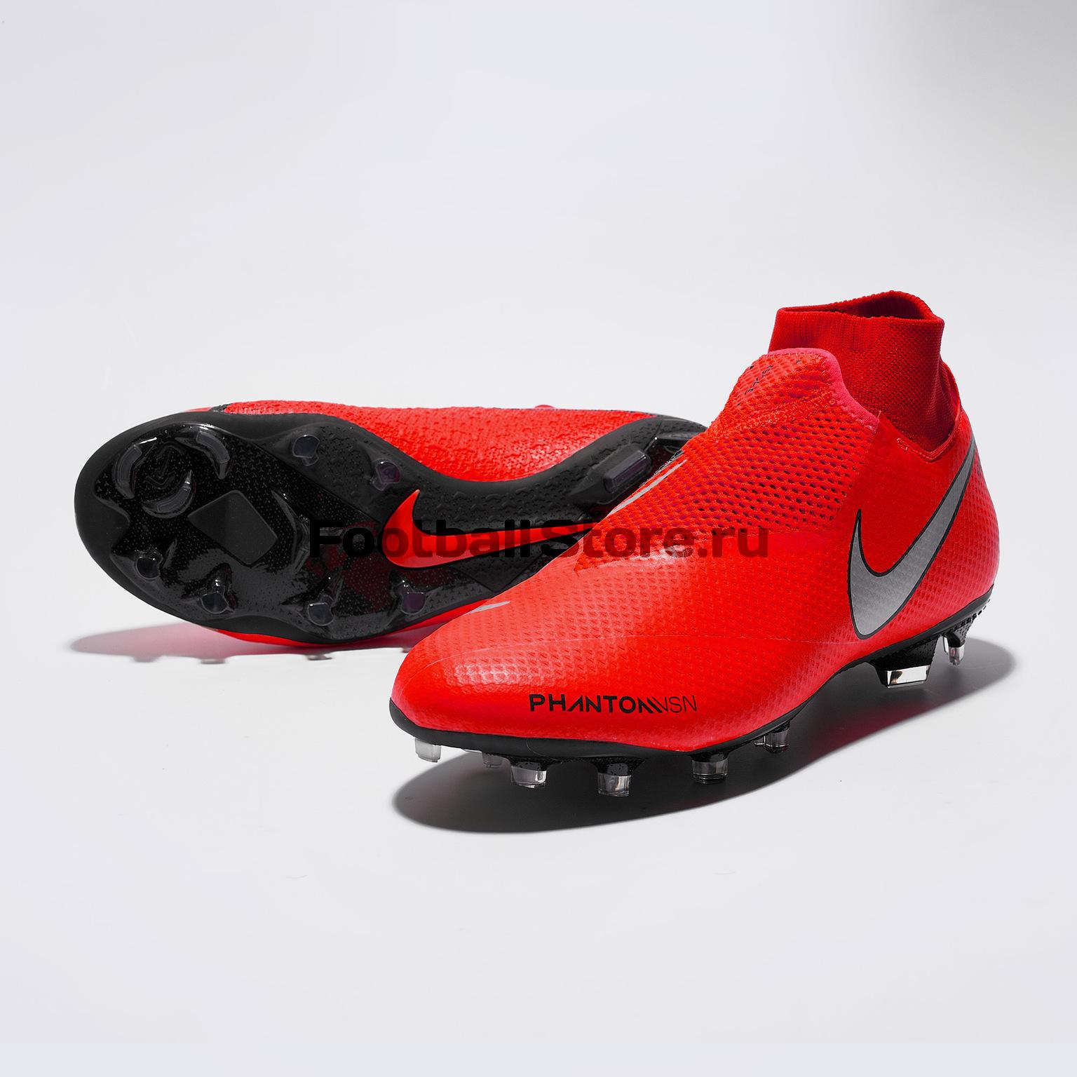 f4f81abf Бутсы Nike Phantom 3 Pro DF FG AO3266-600 – купить бутсы в интернет ...