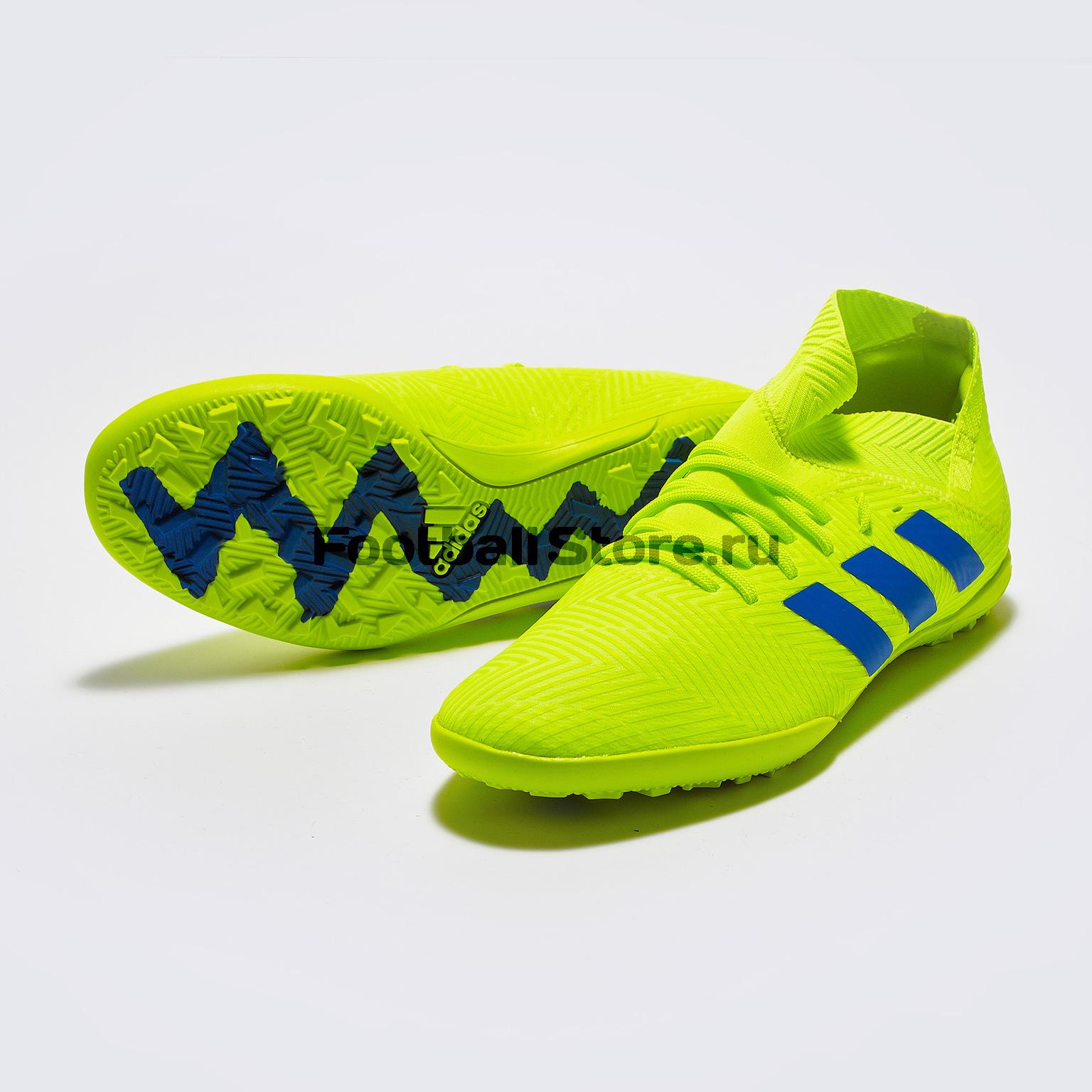 ffdc26a7 Шиповки детские Adidas Nemeziz 18.3 TF CM8516 – купить в интернет ...