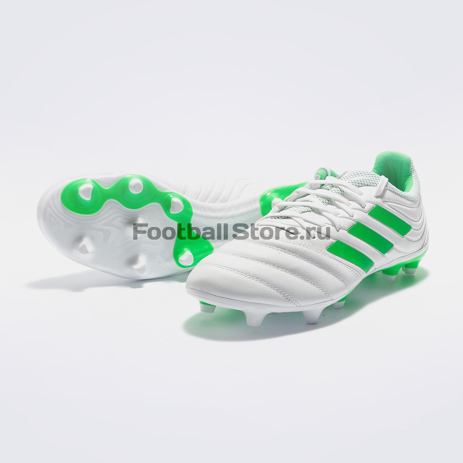 3d061a3c Бутсы Adidas Copa 19.3 FG BB9188 – купить бутсы в интернет магазине ...