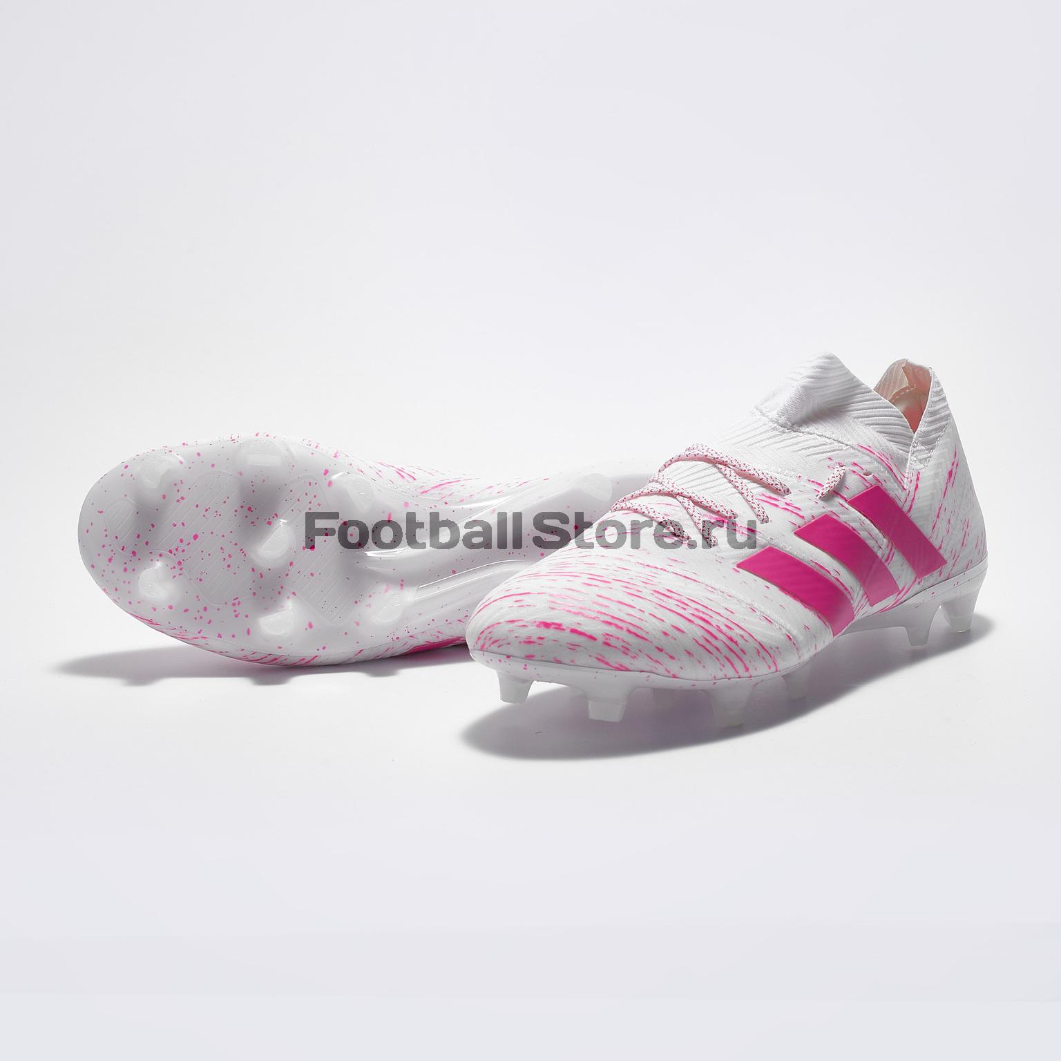 1d740175 Бутсы Adidas Nemeziz 18.1 FG BB9427 – купить бутсы в интернет ...