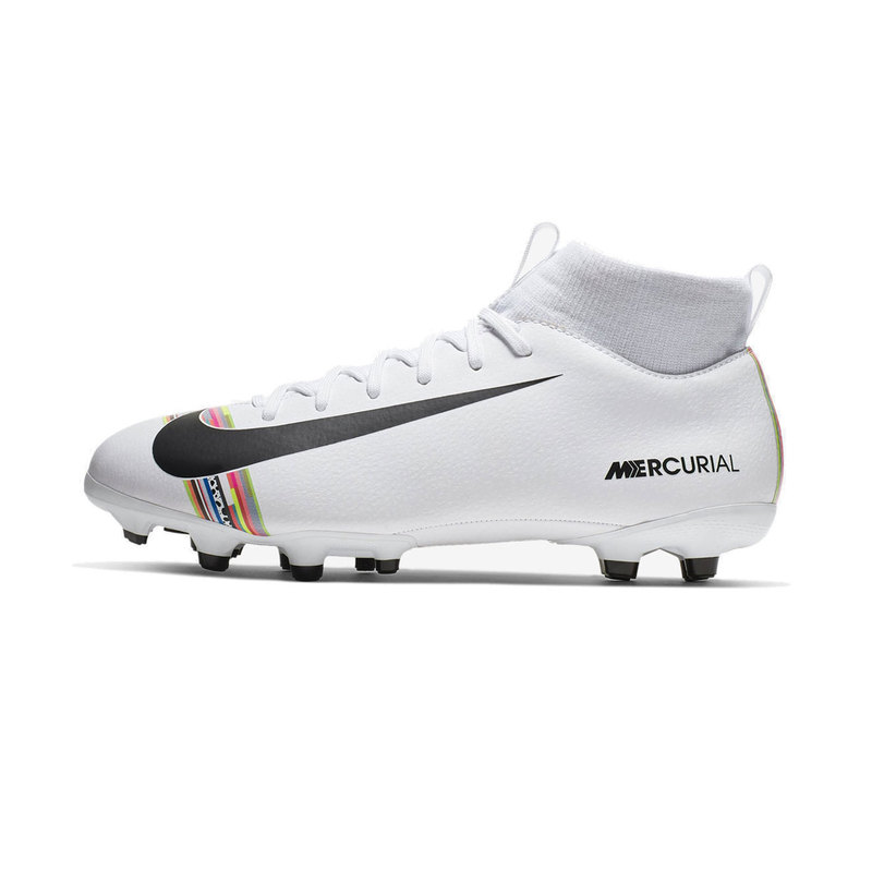 Бутсы детские Nike Superfly 6 Academy GS CR7 FG/MG AJ3111-109