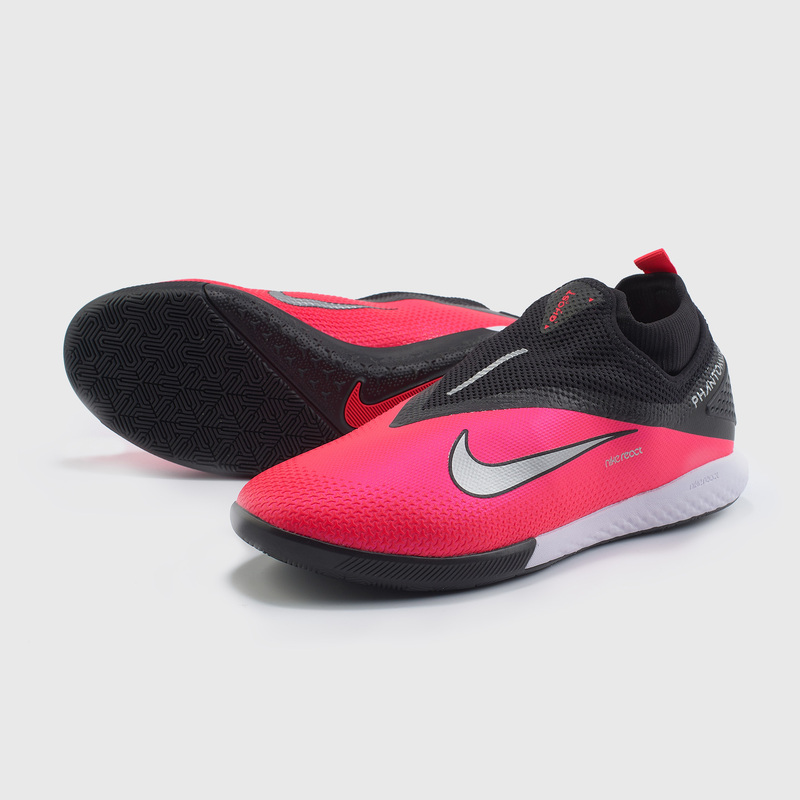Футзалки Nike React Phantom Vision 2 Pro DF IC CD4170-606