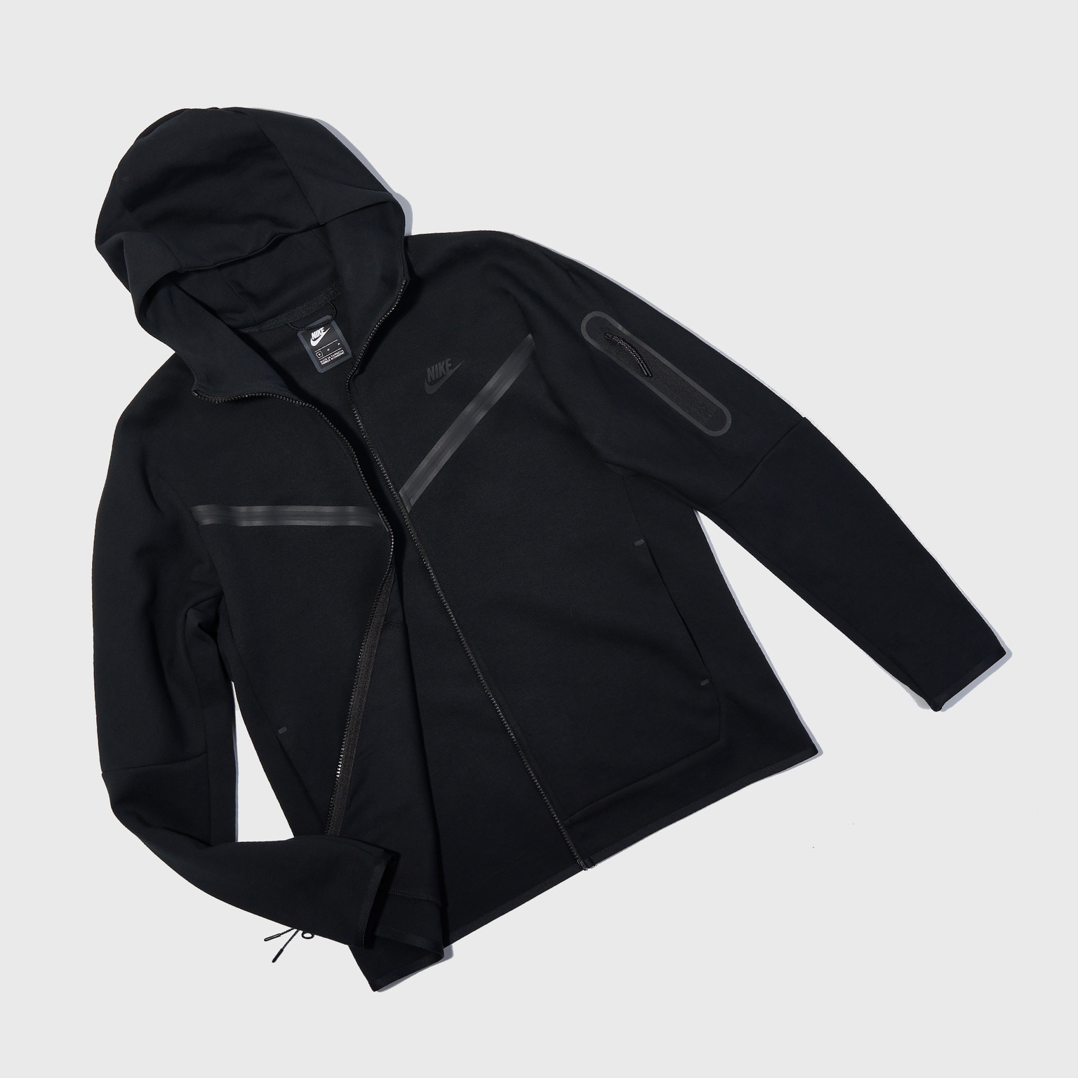 Толстовка Nike Tech Fleece CU4489-010