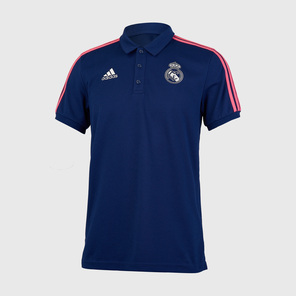 Поло Adidas Real Madrid сезон 2020/21