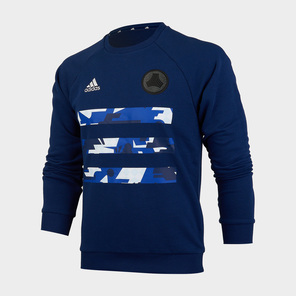 Свитшот Adidas Tan Graphic Crew FS5039