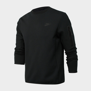Свитшот Nike Tech Fleece Crew CU4505-010