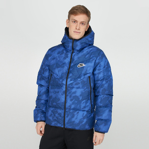 Пуховик Nike Down Fill Windrunner CU4406-492