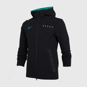Толстовка Nike Barcelona Tech Pack Fleece CK8587-010