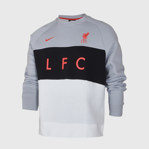 Свитшот Nike Liverpool Air Crew Fleece CZ3424-012