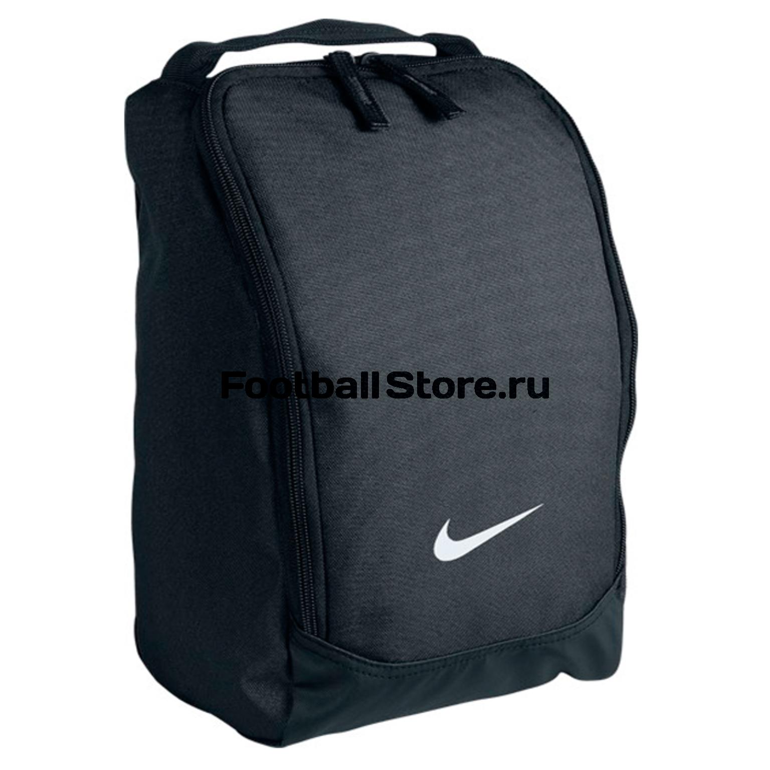 ac2aee27 Сумка для обуви Nike T90 shoebag – купить в интернет магазине  footballstore, цена, фото