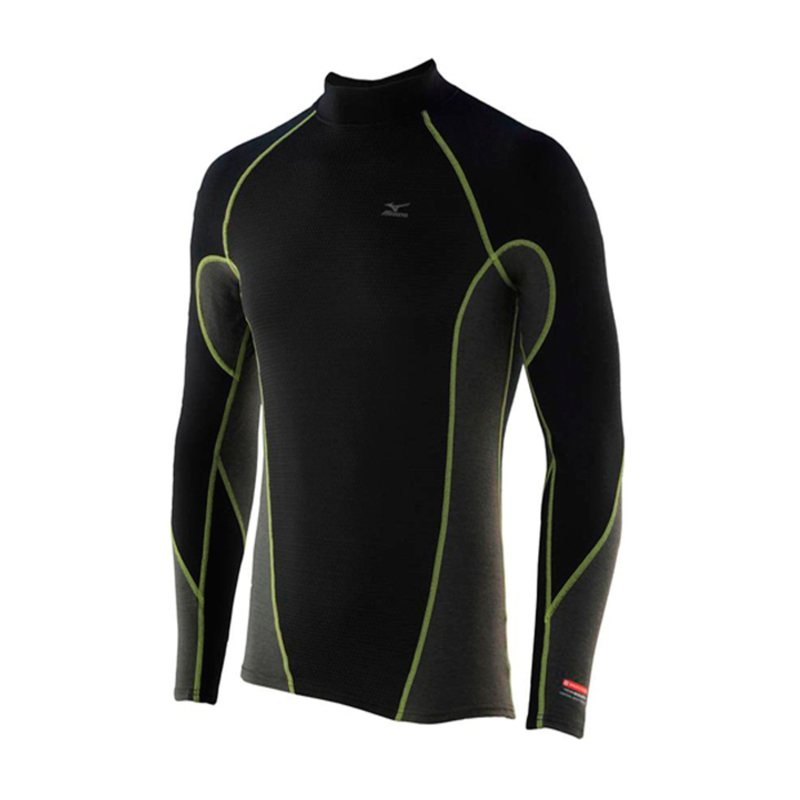 Термобелье Майка Mizuno jacquard virtual body