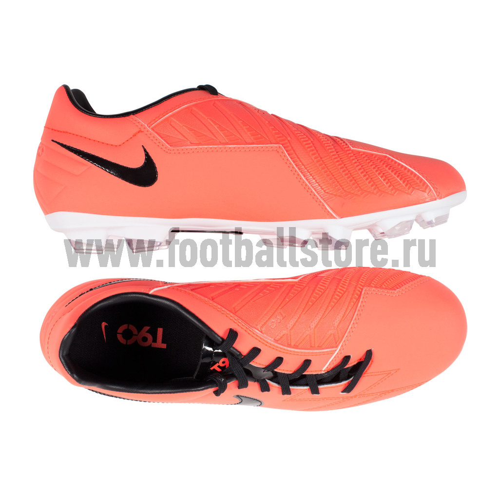8738bc75 Бутсы Nike T90 Shoot IV FG 472547-808 – купить бутсы в интернет ...