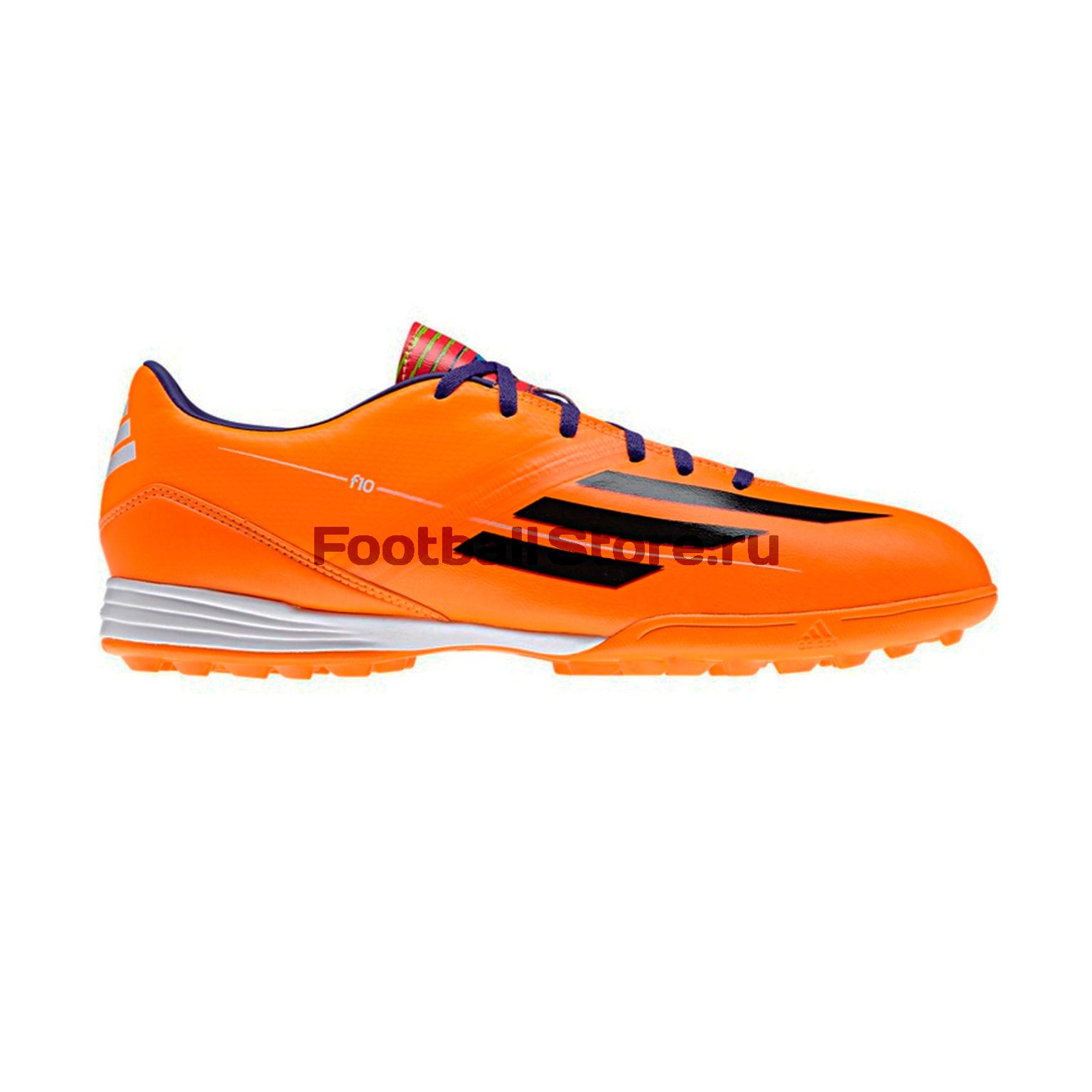 online store 25d0c 55d2d ... Шиповки Adidas F10 TRX TF F32715. Скидка