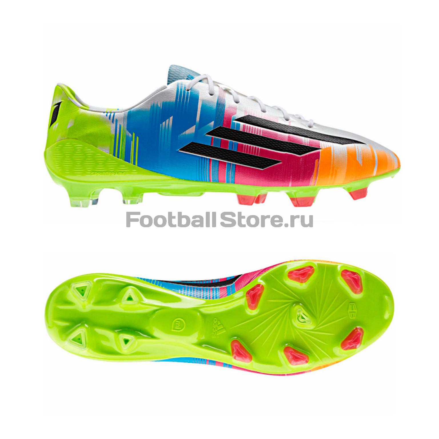 b5e62fe4 Бутсы Adidas F50 Adizero Messi TRX FG F32795 – купить бутсы в ...