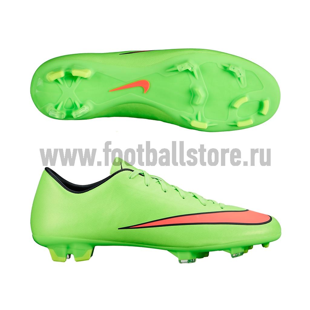 Бутсы Nike Mercurial Victory V FG 651632-360 – купить бутсы в ... 9b11bbe5f75