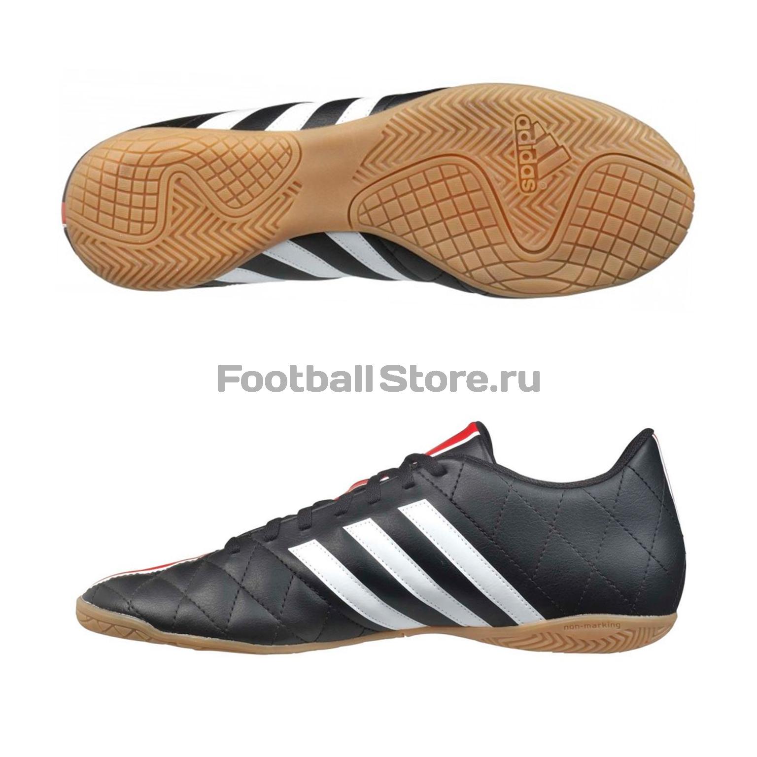 998bbb08 Обувь для зала Adidas Adipure 11Questra IN B36031 – купить футзалки в  интернет магазине footballstore, цена, фото