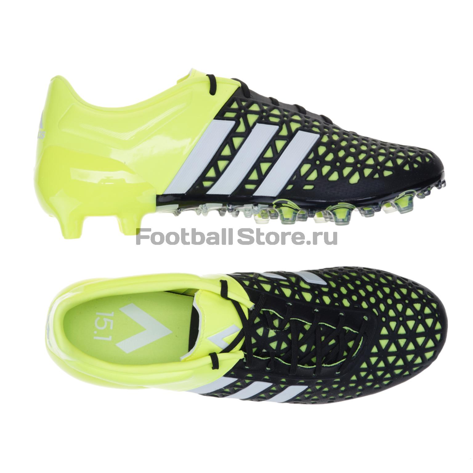 11155796 Бутсы Adidas Ace 15.1 FG/AG B32857 – купить бутсы в интернет ...