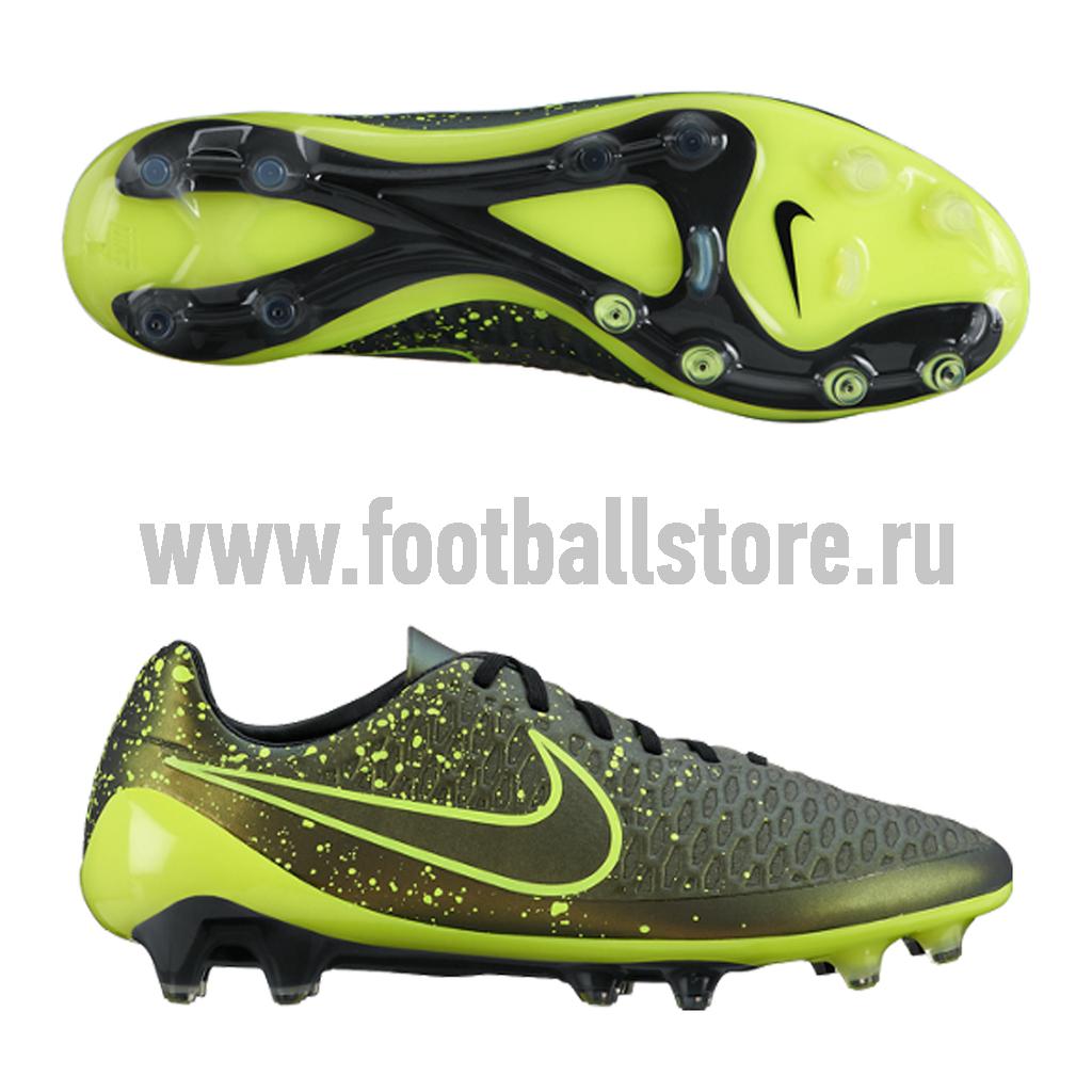 Бутсы Nike Magista Opus FG 649230-370 – купить бутсы в интернет ... 00910bf75f5