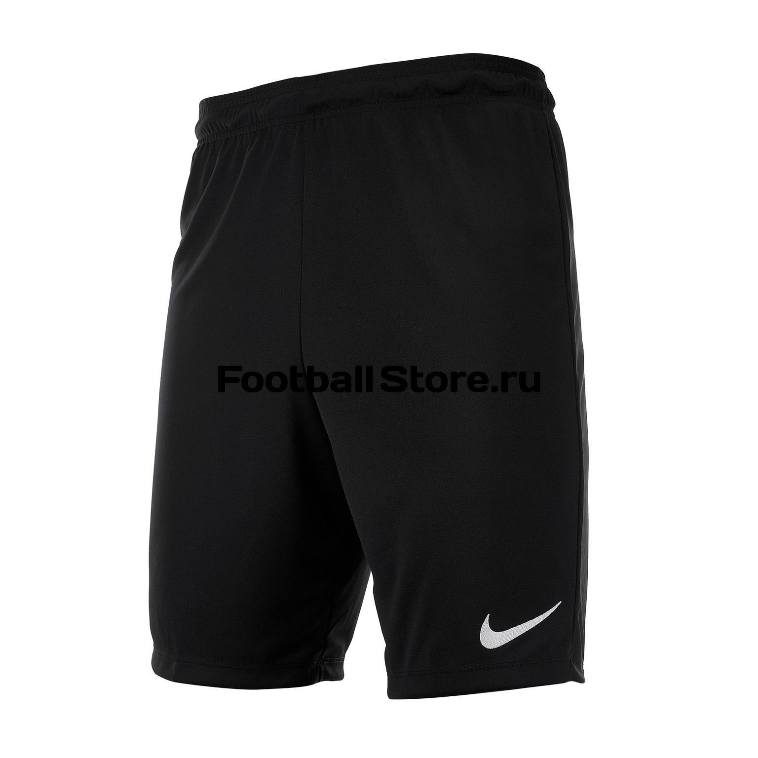 0cd92dae Шорты Nike Park II KNIT Short NB 725887-010 – купить в интернет магазине  footballstore, цена, фото