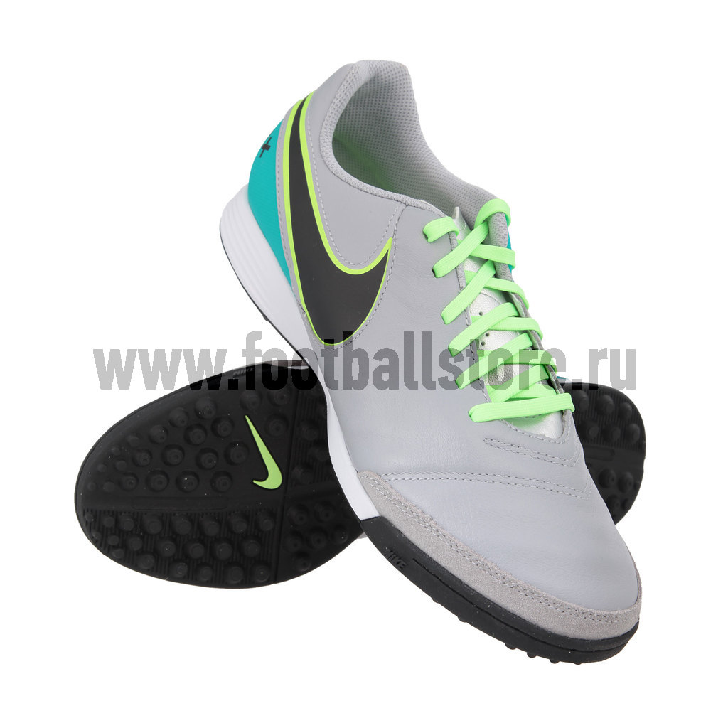sale retailer 6e4dc 850ac ... Шиповки Nike TiempoX Genio II Leather TF 819216-003. Скидка