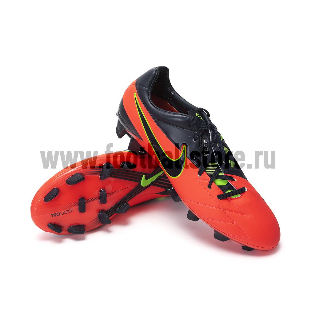 9c04bb02 Бутсы Nike T90 laser iv fg – купить бутсы в интернет магазине ...
