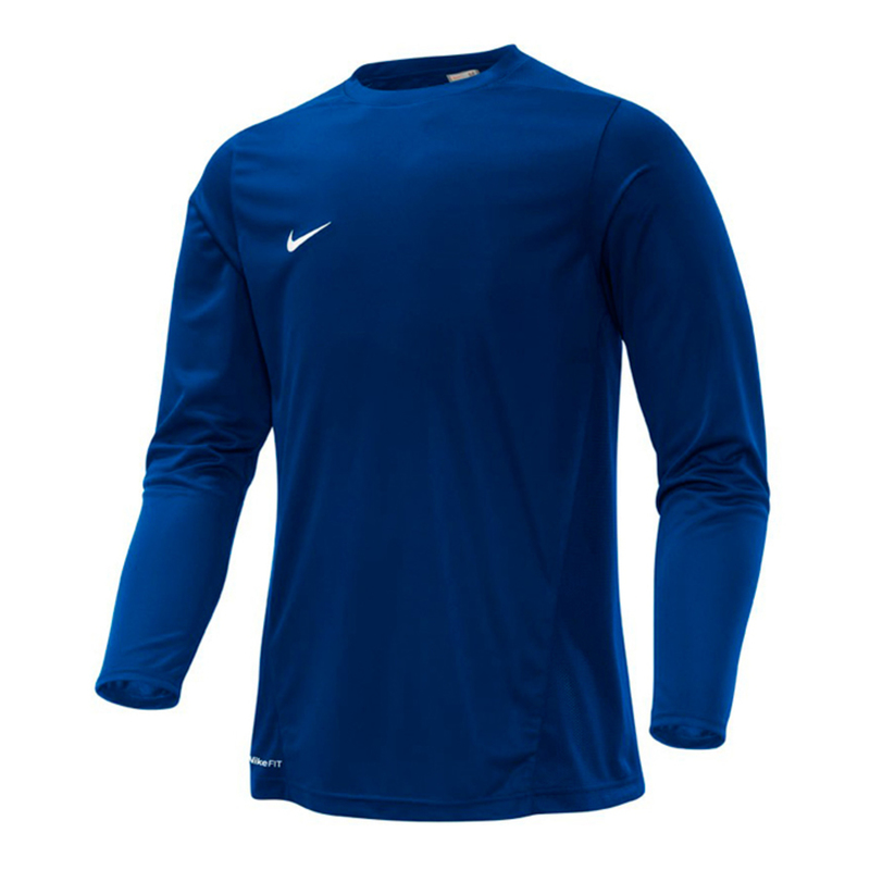 Майка игровая Nike Park iv game jersey ls jr
