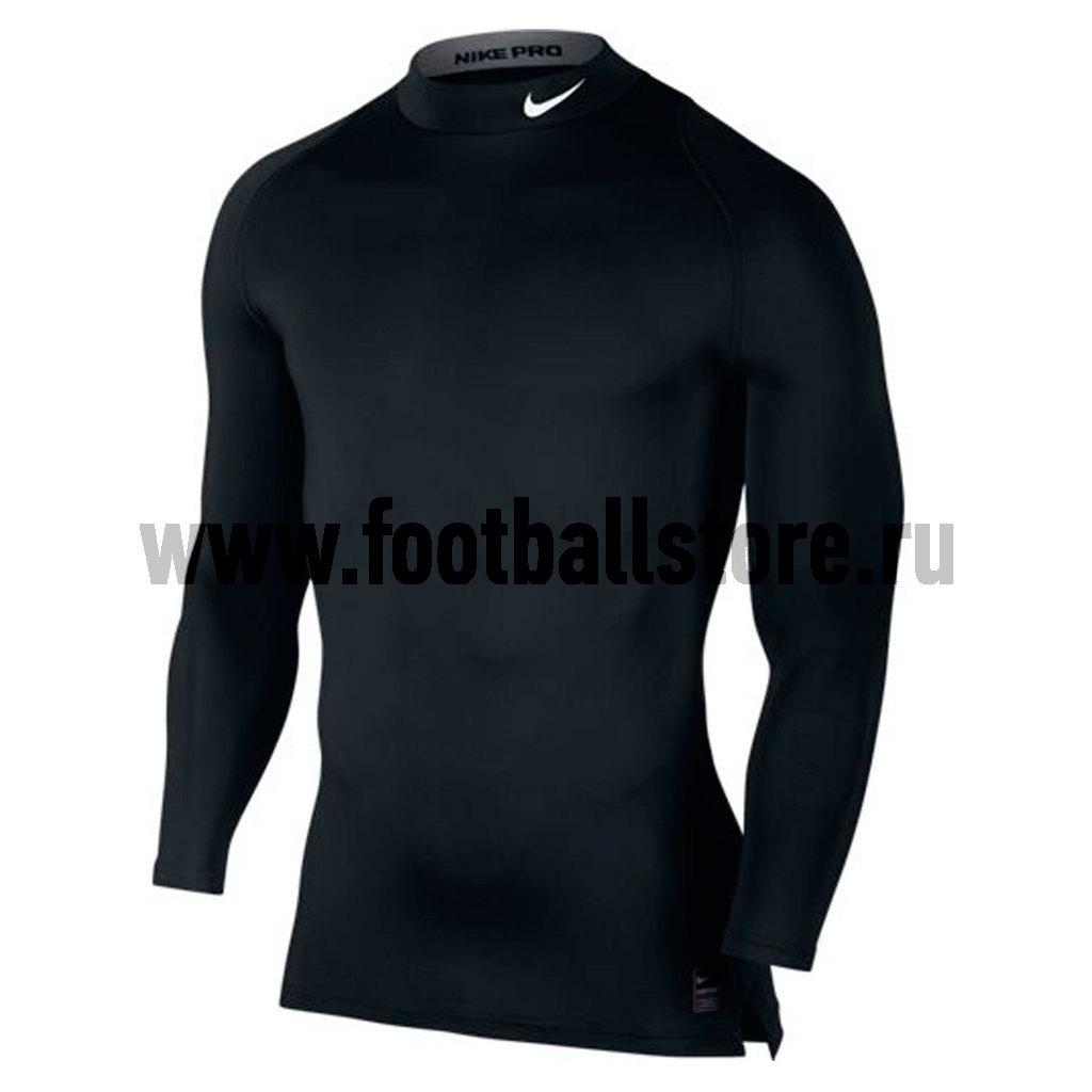Белье футболка Nike Cool Coomp LS MK 703090-010 – купить в интернет ... e7643f1ada7