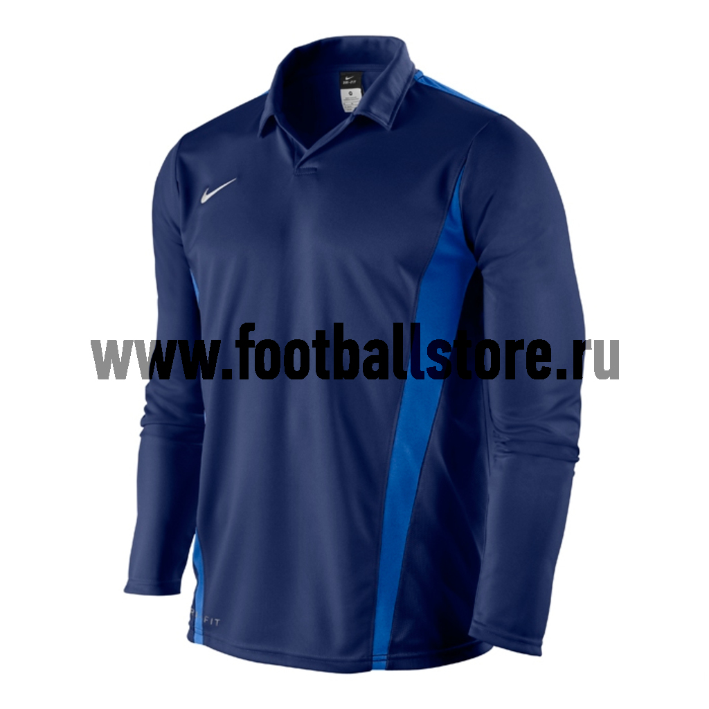 Майка игровая Nike striker ii game jersey jr ls